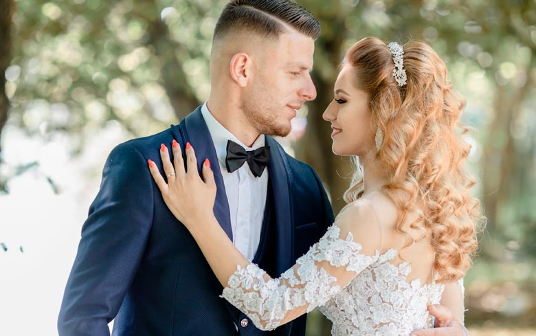 cuplu nunta